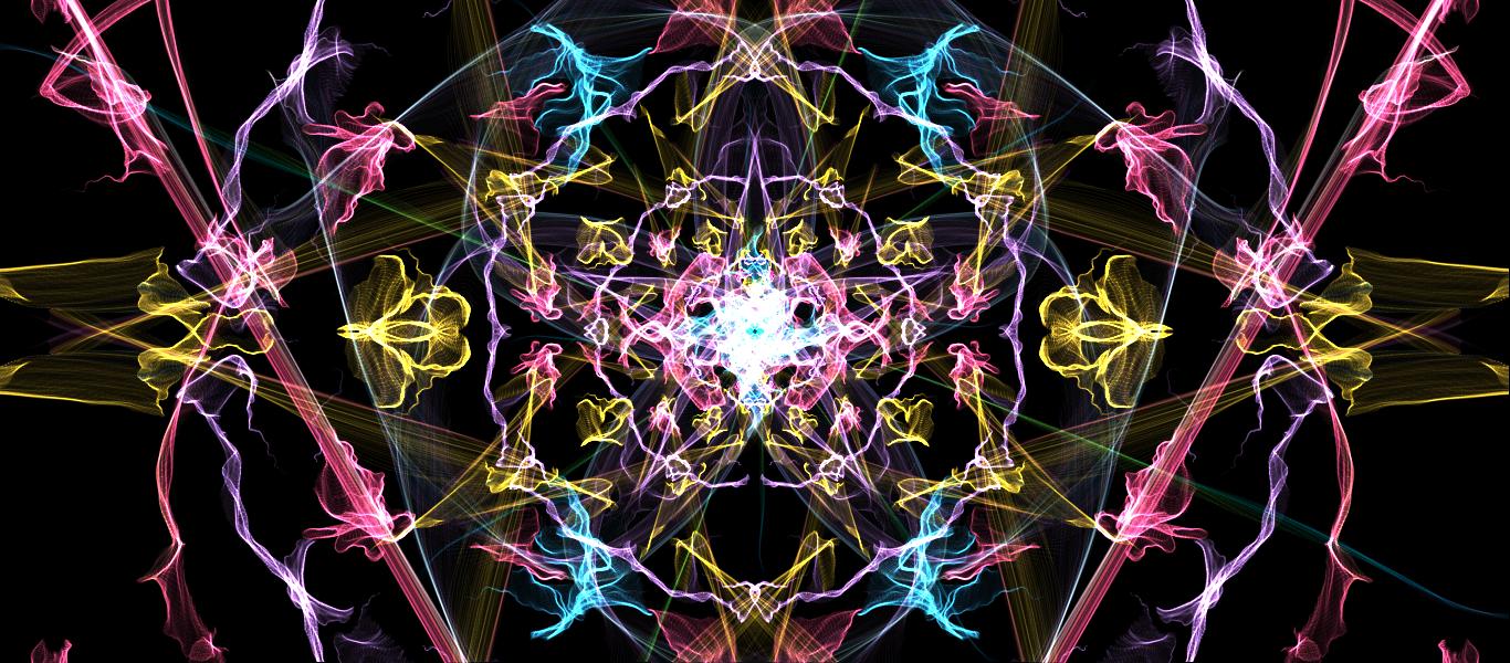 sound healing fractal Alquimia
