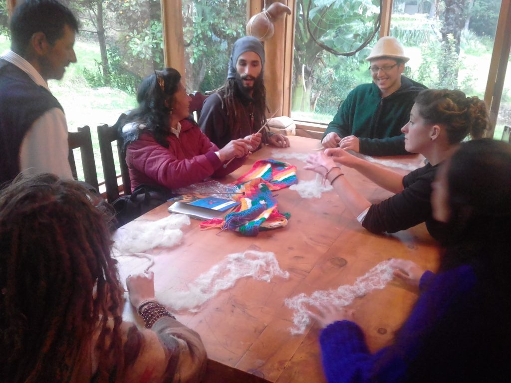 workshops in shamanism at alquimia