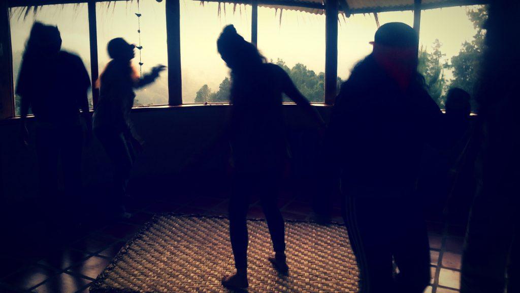 trance dance Alquimia